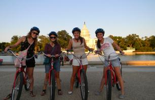 Visita a Washington en bicicleta