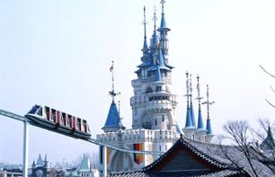 Fun day out in Seoul - theme park and cruise