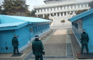 Guided visit of the Joint Security Area - leaving from Seoul