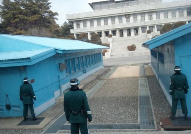 Photo Visite guidée de la Joint Security Area - départ de Séoul