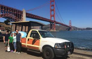 Tour of San Francisco with a Local Guide – Departing from your hotel