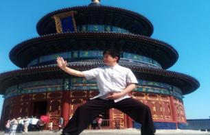 Tai Chi Class and Visit to the Temple of Heaven in Beijing