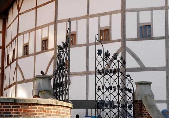 Photo Visite guidée Théâtre du Globe de Shakespeare et Exposition à Londres