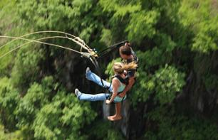Bridge Swing above the Zambezi River – Individual or tandem
