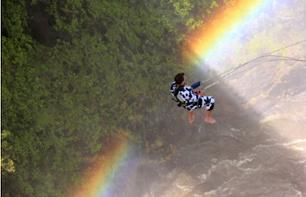 Victoria Falls Adrenaline Pass: Bungy Jump, Bridge Swing and Zip-Line