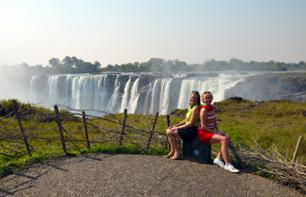 Guided Tour of Victoria Falls – Departing from Victoria Falls