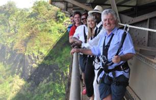Guided Tour of Victoria Falls Bridge – Departing from Victoria Falls