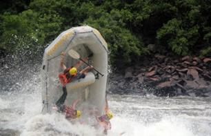 Adventure Pass Victoria Falls: Rafting and bungy jump