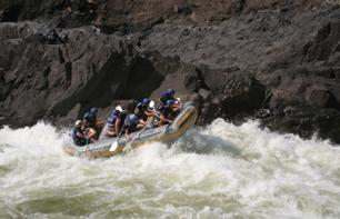 Rafting on The Zambezi River Day Trip – Departing from Victoria Falls
