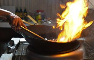 Cooking Workshop in Shanghai: Chinese Wok – In English