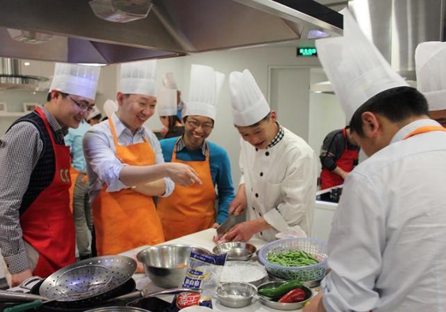 Ateliers de cuisine chinoise atelier de cuisine - Chef de cuisine en anglais ...