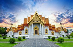Walking Tour of Bangkok's Most Beautiful Temples