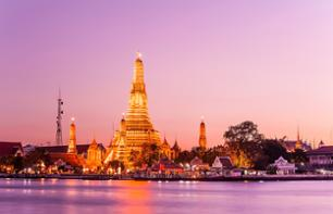 Visit Bangkok's Beautiful Temples and Cruise on the Chao Phraya River