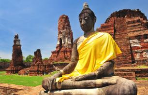 Day Trip to Ayutthaya by Bus – Cruise and lunch included