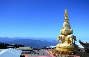 Excursion privée de 3 jours au Mont Emei