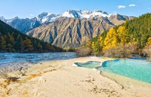3-Day Guided Tour of the Jiuzhaigou and Huanglong National Parks – In Mandarin Chinese