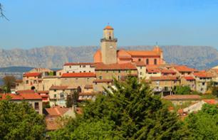 Guided Tour of the Village of Fuveau in Provence