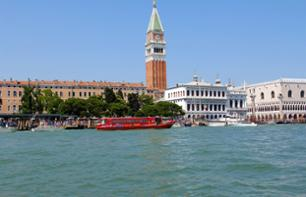 Hop-On Hop-Off Boat Tour of Venice – 24 or 48-hour pass