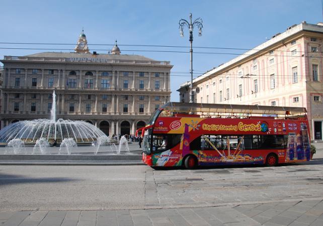 ,Genoa Tour,Genoa City Pass
