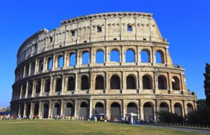Combo Offer: Bus Tour of Rome (hop-on/hop-off) – 48-hour Transport Pass + Skip-the-line ticket to the Coliseum