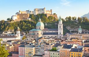 Day trip to Salzburg from Vienna - hotel pick-up