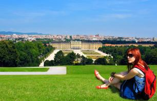 Bus Tour of Vienna with a trip to the Schönbrunn Castle - Skip the line ticket