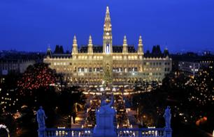 Evening Tour of Vienna & Traditional Show – Hotel pick-up