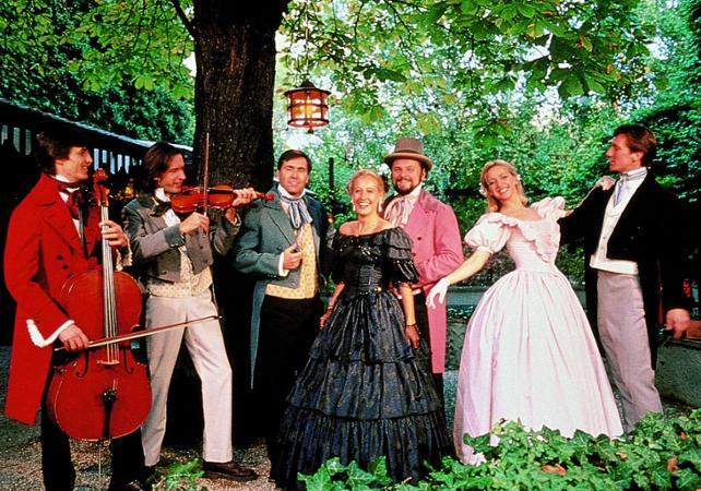 Visite de Vienne de nuit et spectacle traditionnel-départ/retour hôtel image 3