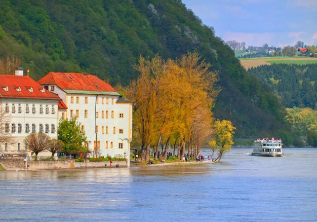 Croisière en bateau et tour panoramique de Vienne- départ de votre hôtel image 3