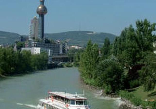 Croisière en bateau et tour panoramique de Vienne- départ de votre hôtel image 2