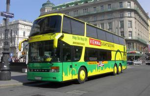 Vienna Bus Tour – Transport pass: 24h, 48h or 72h