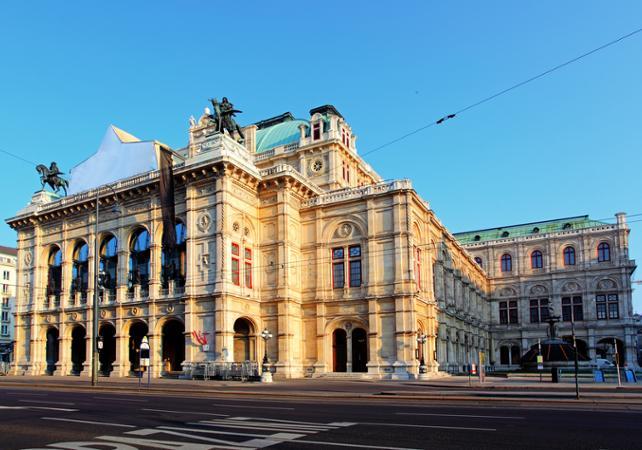 Pass transport - bus à arrêts multiples 24h, 48h ou 72h - Vienne image 2