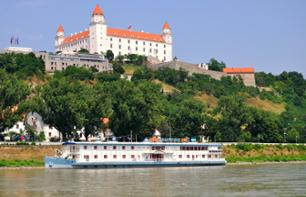 Day Trip to Bratislava & Cruise on the Danube – Leaving from Vienna