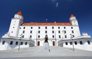 Day Trip to Bratislava – Leaving from your Vienna hotel