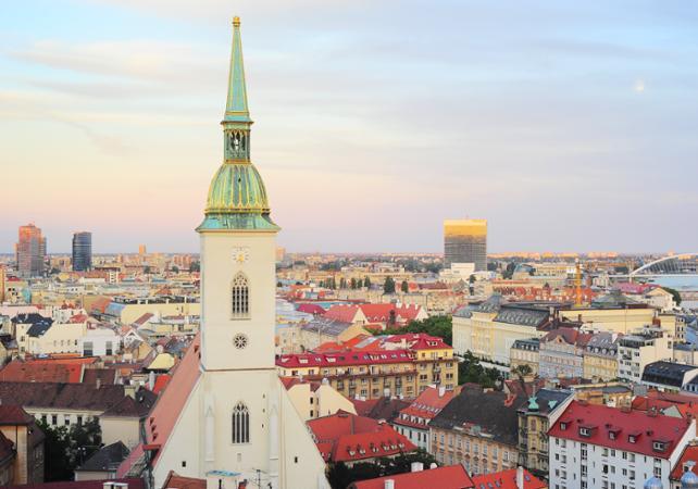 Excursion en bus à Bratislava depuis Vienne- départ de votre hôtel image 2