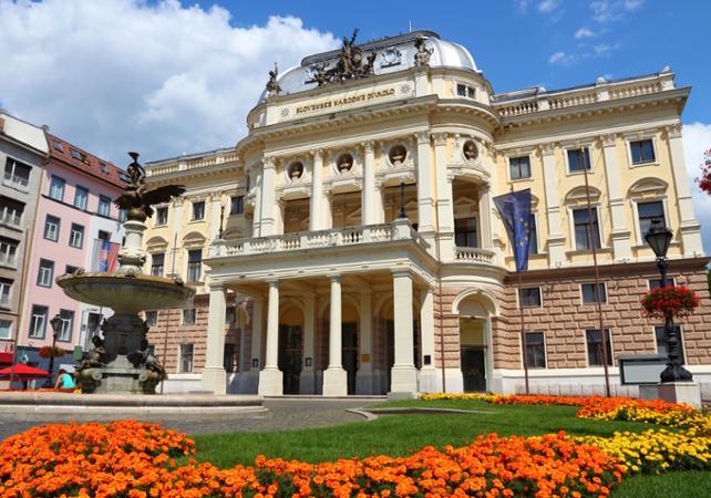 Excursion en bus à Bratislava depuis Vienne- départ de votre hôtel image 3