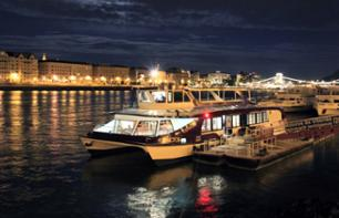 Christmas and New Year Cruise on the Danube – Dinner and Piano Concert Included