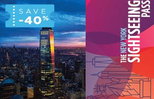 SightSeeing Flex Pass New-York - 2, 3, 5, 7 or 10 Activities