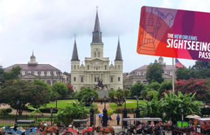 SightSeeing Flex Pass New Orleans - 2, 3, 4 or 5 Activities