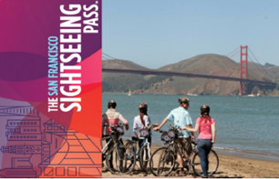 Sightseeing Flex Pass San Francisco - 2, 3, 4 or 5 activities
