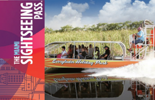 Sightseeing Flex Pass Miami (Key West) - 2, 3, 4 or 5 activities