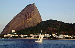 Sailboat Cruise in Guanabara Bay – Private tour
