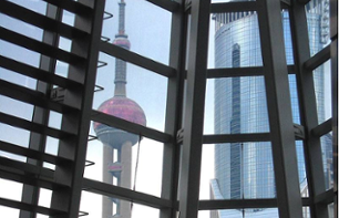 Guided Walking Tour of Modern Shanghai