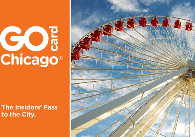 Chicago Pass – Accès à + de 25 attractions – Valable 1, 2, 3 ou 5 jours - Chicago - Ceetiz