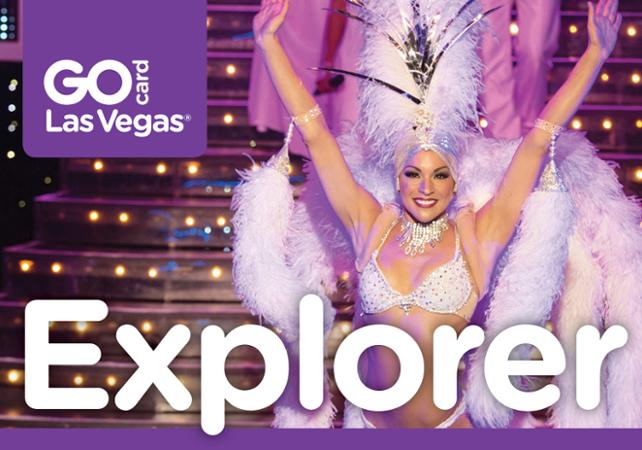 Explorer Pass Las Vegas - Best Of : 3, 5 ou 7 attractions au choix - Las Vegas -