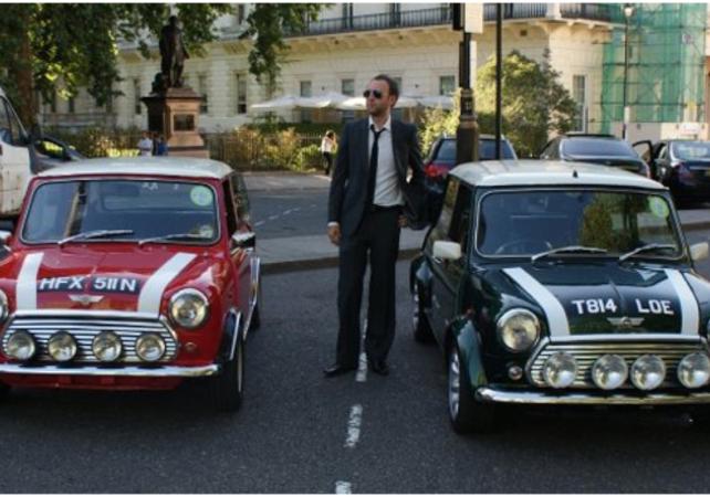 Tour du meilleur de Londres en mini Classique- 1h30 - Londres -
