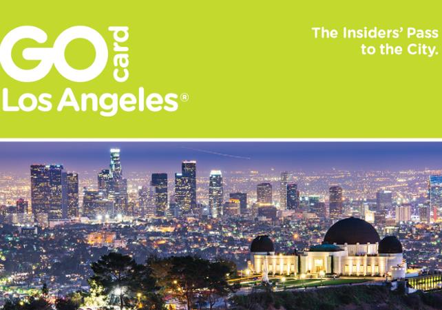 Pass Los Angeles - Accès à + de 30 Attractions - Valable 1, 2, 3, 4, 5 ou 7 jours - Los Angeles - Ceetiz