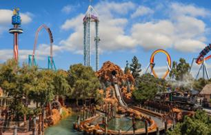 Billet Knott's Berry Farm - A proximité de Los Angeles