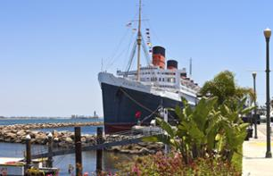Billet Queen Mary - Los Angeles