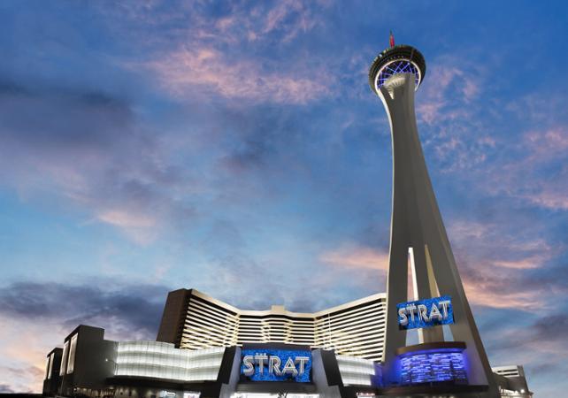 Stratosphere Tower Tickets